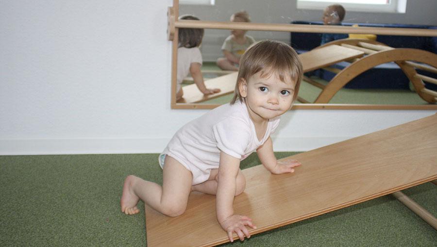 Montessori kita kindersegen marienstift arnstadt for Raumgestaltung nach infans